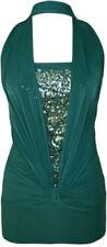 Maglie e camicie da donna verde in poliestere Taglia 40