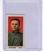 George Mullin, Detroit Tigers, Monarch Corona T206 Centennial reprint #84