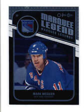 MARK MESSIER 2011/12 11/12 O-PEE-CHEE MARQUEE LEGEND #076/100 AH2372