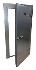 Myra Walk in Cooler Door Frame insert 33-1/2 x 77-1/2 right hinge