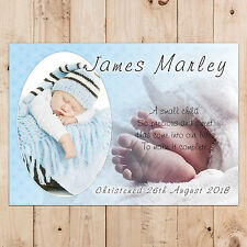 Paper Christening Party Banners