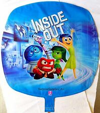 Inside Out square foil balloon birthday party decoration **AU Seller