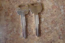 2 Key Blanks Honda CBR500R CBR500 R CBR 500 Interceptor VFR800 VFR 800 600 900