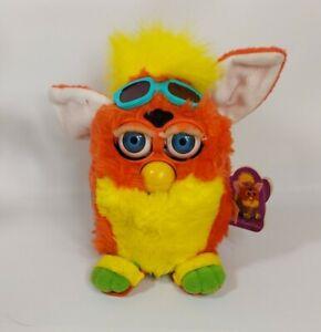 Vintage Furby Tropical Special Edition Read Description original tag