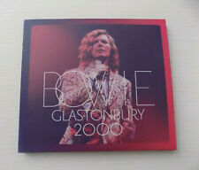 CD + LIBRETTO - DAVID BOWIE GLASTONBURY 2000
