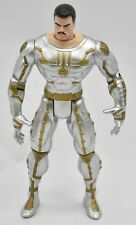 "Iron Man Tony Stark Deluxe Edition Techno Suit Marvel 10"" Figure Toy Biz 1994"