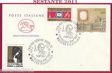 ITALIA FDC CAVALLINO FILATELICA SAN G. B. COTTOLENGO 1986 ANNULLO TORINO Y481