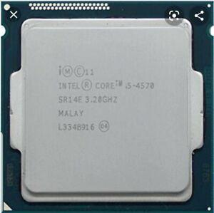 Intel Core i5-4570 4570 - 3.2GHz Quad-Core (CM8064601464707) Processor