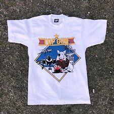 New listing Vtg Rare 80's Spuds Mackenzie Top Gun Screen Stars 50/50 Single Stitch T-Shirt M