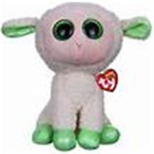 Ty Beanie Boo Boos Buddy Lala The Lamb 10 Inches Mwmt Htf Ih
