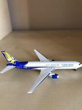 Gulf Traveller  Boeing 767-300 1:400 Scale Model By Phoenix Models