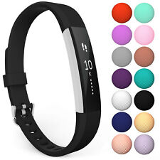 Fitbit Alta Strap and Alta HR Bands, Yousave Accessories Replacement Silicone Sp