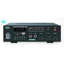 Pyle PFA600BU Bluetooth Public Address Amplifier - Compact PA Speaker (300 Watt)