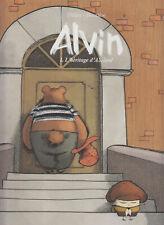 Alvin : Tome 1, L'héritage d'Abélard -  dédicacé