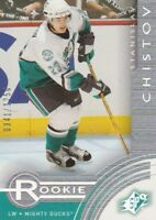 2001-02 SPx Rookie Redemption Hockey Cards Pick From List