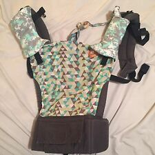 Standard Equilateral Tula Baby Carrier