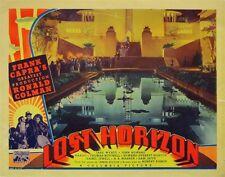 LOST HORIZON (DVD, 1937) CAPRA SHANGRI-LA HIGH LAMA RONALD COLEMAN