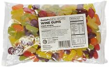 SweetGourmet Gustaf's Wine Gums Candy- 6.6Lb (3 X 2.2 Lb Bags) FREE SHIPPING!