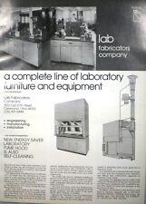Lab Fabricators Catalog Colorlith Colorceran ASBESTOS Laboratory Counter Tops 79