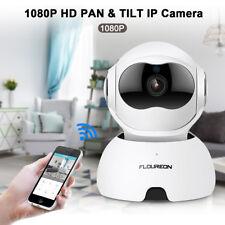 FLOUREON WIFI WLAN Network HD 1080P 2MP H.264 IP Camera Pan Tilt CCTV Kamera
