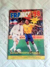 PICK ANY STICKER #251-566# FIFA World Cup 1998 France 98 Bonart RARE