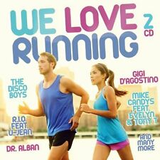 We love running (2014, #zyx82729) Wamdue Project, picco, Marc Kiss, Ste... [2 cd]