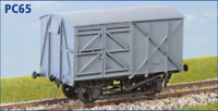 BR 12ton 'Palvan' Pallet Van Diag 1/211 - OO - Parkside PC65 - free post