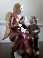 "Villeroy And Boch Angel Of Hope Figurine- ""Angeli de Natale"" series, Mint!"