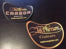 McPherson Guitars 2pc Factory Sticker Set