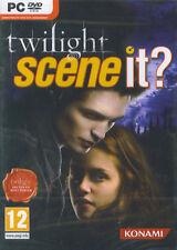 Twilight Scene It ? (PC DVD-Rom) - NEUF