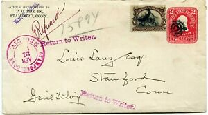 Stamford, Conn. 1908 registered #298; Puritan Lodge actions