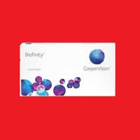 Biofinity 2 x 3 Stck. Monatslinsen , Night & Day von Cooper Vision