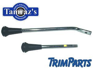 71-4 Chevrolet Tilt Wheel Turn Signal Lever Handle SET Trim Parts New
