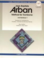 ARBAN METHOD FOR TROMBONE & Baritone + online