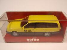 Herpa 041775 Opel Omega Caravan DBP telecom 1:87 nuevo embalaje original U.