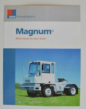 SISU Magnum Trucks 1995 dealer brochure - English - USA