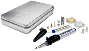 Dremel Versatip 2000-6 Multifunctional Butane Soldering Iron Kit F0132000JA