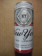 16 oz. Budweiser - New York Beer Can  666346  Ever Upward  FREE SHIPPING IN USA