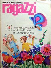 MESSAGGERO DEI RAGAZZI N.17 1971