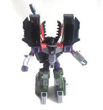 "Transformers Armada Leader MEGATRON Tank 10"" robot toy figure"