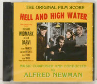 Hell And High Water - Alfred Newman - East - Soundtrack - New CD (NN195)