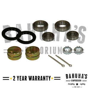 x2 REAR WHEEL BEARING FOR AUDI 50/60/75/90/80/100/COUPE, PORSCHE 924 66-94 *NEW