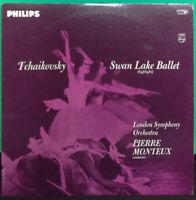 London Symphony Orchestra~Pierre Monteux~Tchaikovsky~Swan Lake Ballet~FAST SHIP!