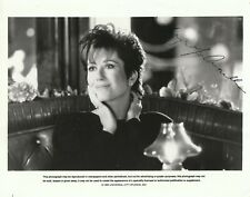 Mary McDonnell (Dances With Wolves) signed B&W 8X10