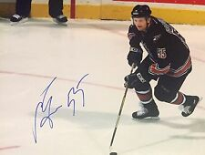 SERGEI GONCHAR SIGNED WASHINGTON CAPITALS 11X14 PHOTO AUTO