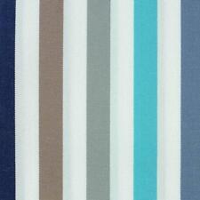 Tessuto per tende da sole al metro Righe blu - Garden M738