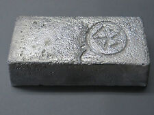 (30€/kg) 5 kg Antimon Legierungsmetall Zinn + Blei Hartblei Legierung  99,65%