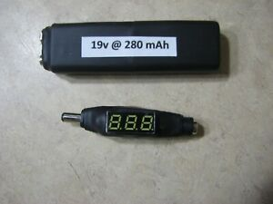 Voltmeter and After Market Battery for UE Ultraprobe 2000, 500 (Replaces BPA-2)