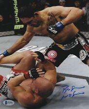 Antonio Rogerio Nogueira Signed 8x10 Photo BAS Beckett COA UFC 140 Picture Auto