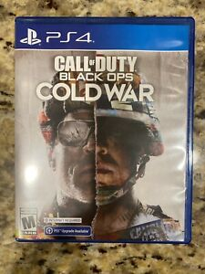 Call of Duty: Black Ops Cold War Sony PS4 Used